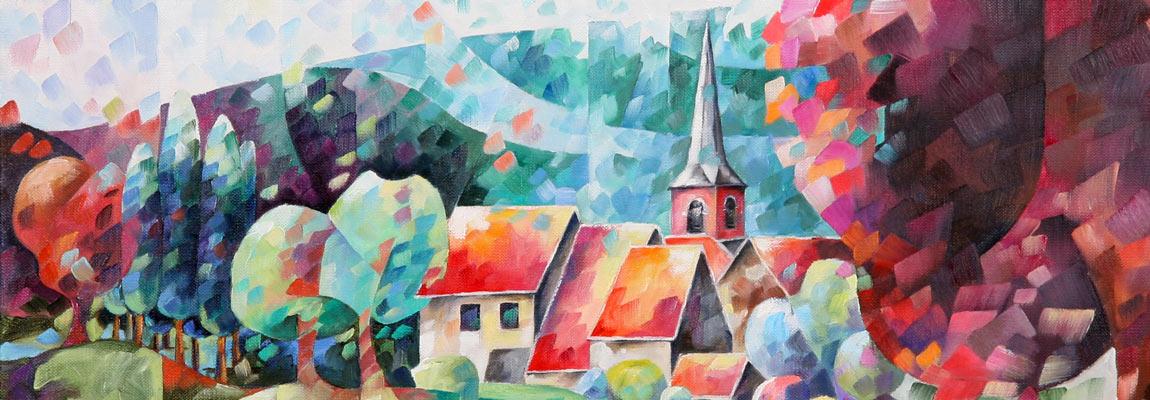 """"""" Village de Deigné """""""